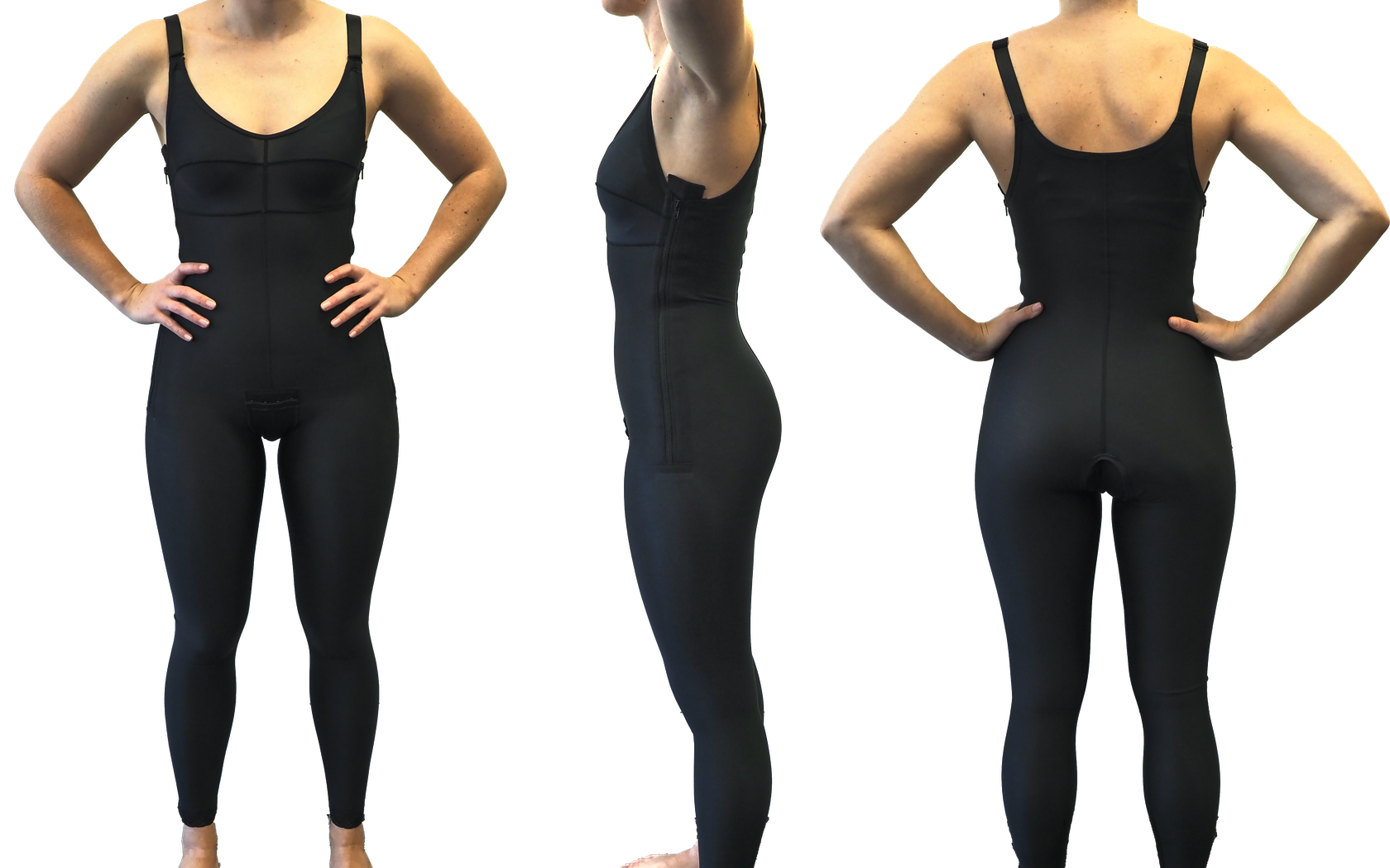 Full Body Compression Garment - To Ankle