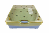 Plastic Sterilizing Tray (with Lid and Mat) - Various Sizes