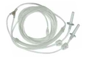 Logikal Health Infusion Tubing For Peristaltic Pumps - Box of 10