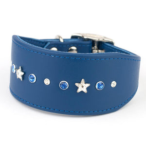 Handmade Leather Whippet Collars & Leads