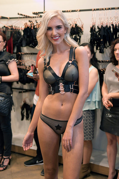 KISSKILL lingerie valentines event