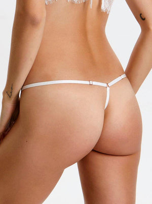 DOLCE MINI G-STRING WHITE