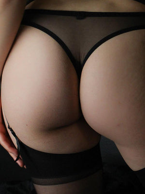 DOLCE G-STRING BLACK