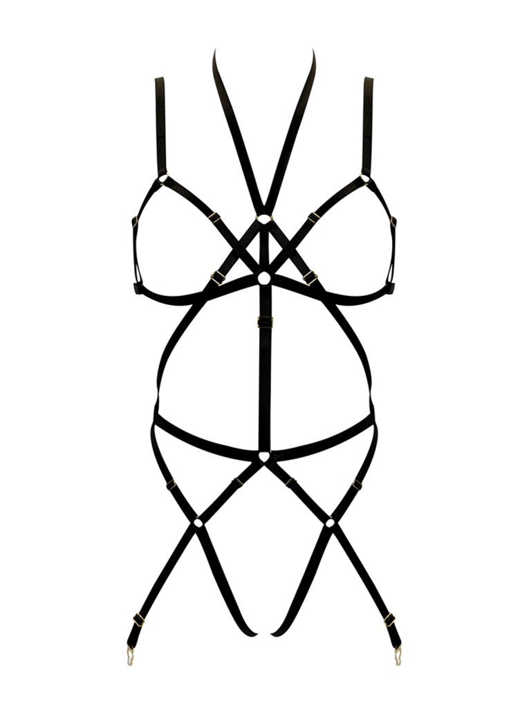 Bondage Playsuit