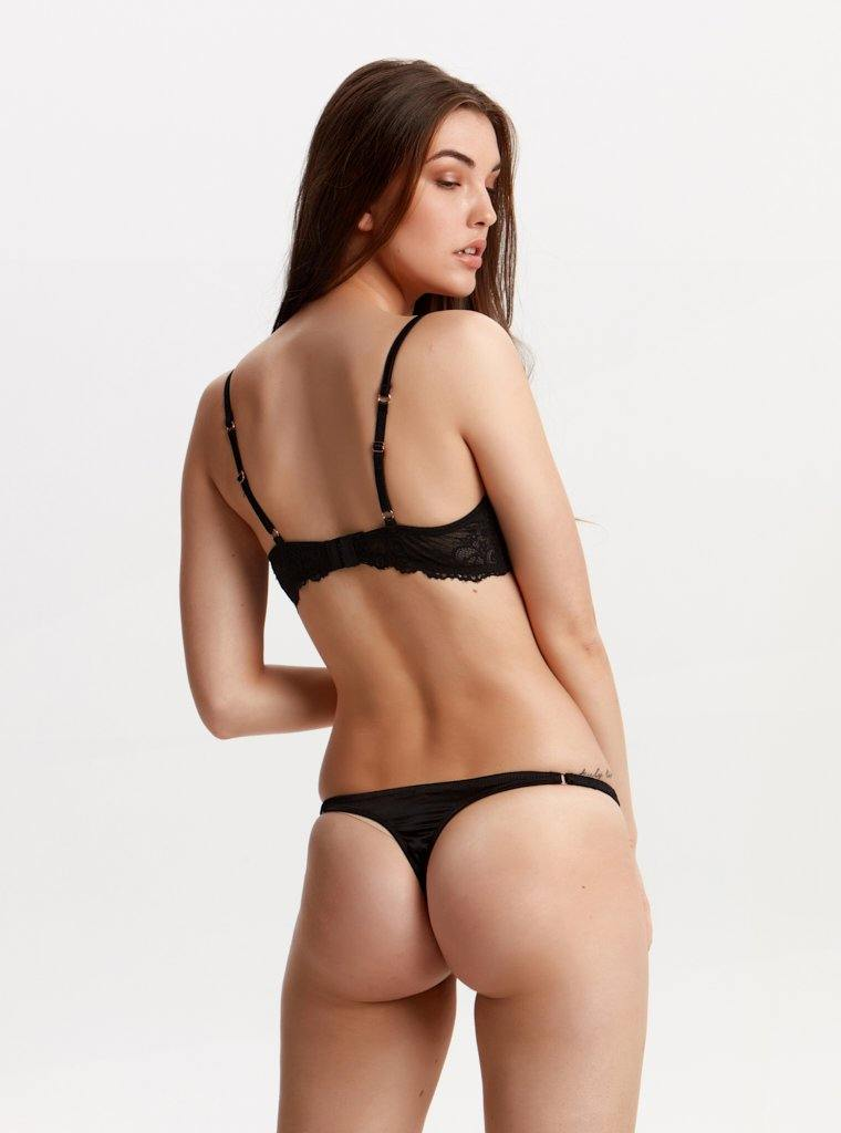 KISSKILL SILK G-STRING