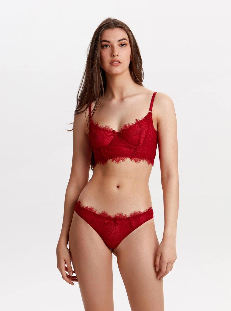 DOLCE LONG LINE RED