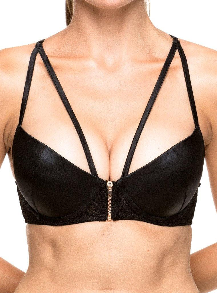 BOND ZIP BRA