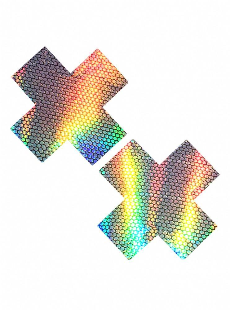 Liquid Party Holographic X Pasties