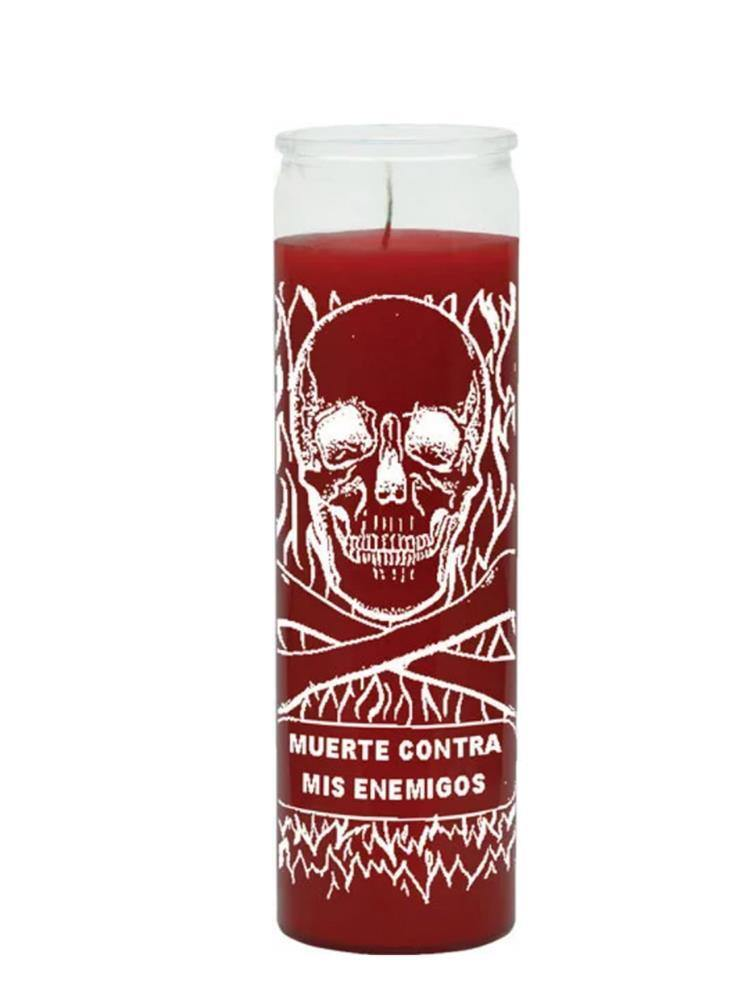 BLACK MAGIC CANDLE PROTECTION FROM ENEMIES
