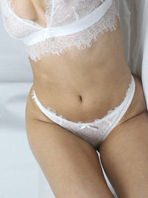 DOLCE G-STRING WHITE