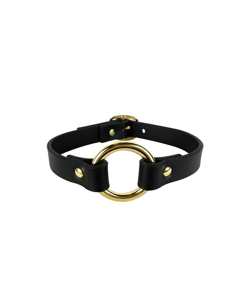 E.L.F ZHOU LONDON O RING COLLAR CHOKER