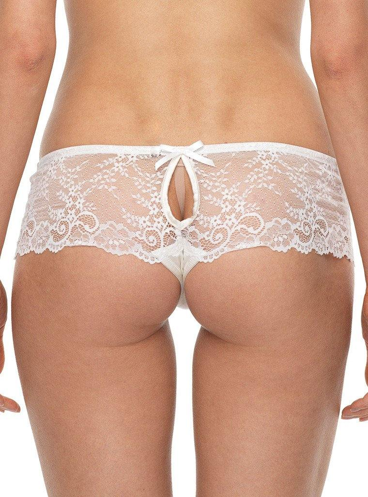 CASSIE WIDE LACE G-STRING