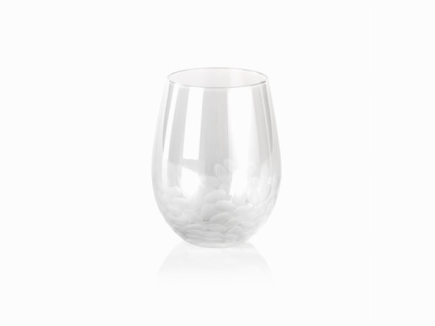 Villa Stemless Red Wine Glass