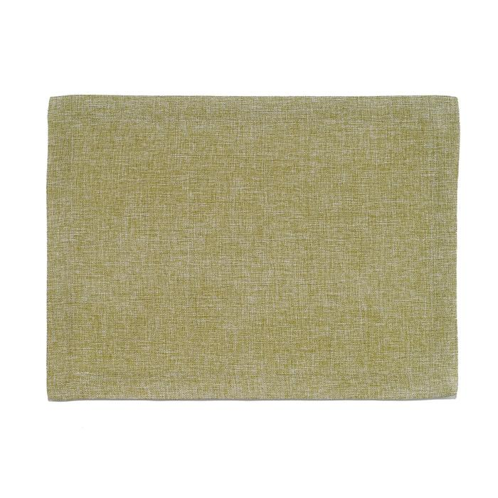 Twill Coated Placemat
