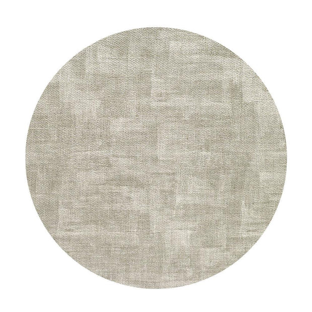 "Luster 16"" Easy Care Round Placemat"