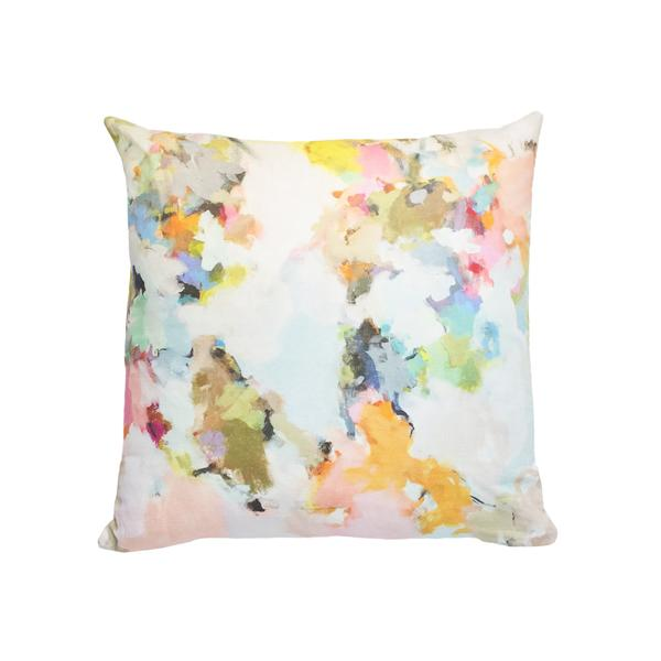 Under the Sea Linen Cotton Pillow