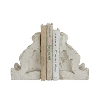 Distressed CORBEL Bookends