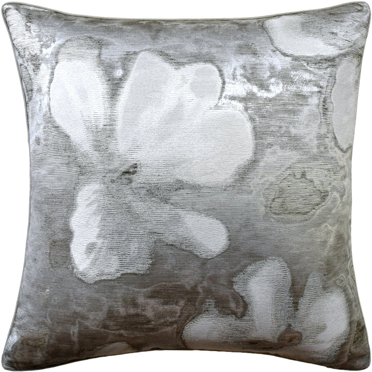 Silk Flora (Ice) Pillow