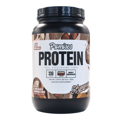 Promises Protein Limited Edition (Chocolate Mochaccino)
