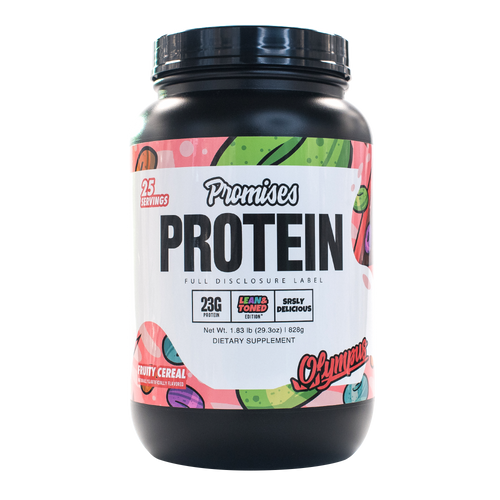 Promises Protein Limited Edition (Fruity Cereal)