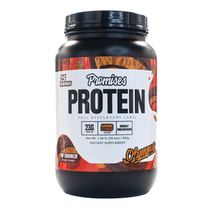 Promises Protein Limited Edition (PB Crunch)