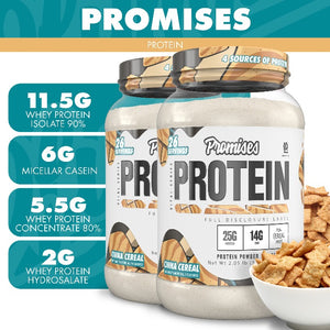 Promises Protein - Cinna Cereal