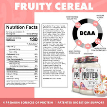 Load image into Gallery viewer, Promises Protein - Fruity Cereal