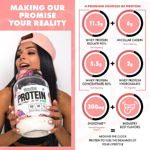 Promises Protein - Fruity Cereal