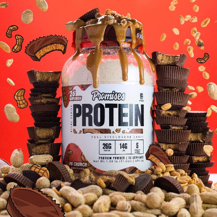 Load image into Gallery viewer, Promises Protein - PB Crunch