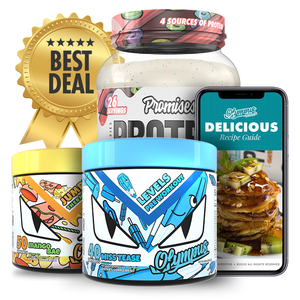 Summer Shred Stack + FREE Protein Recipe Ebook