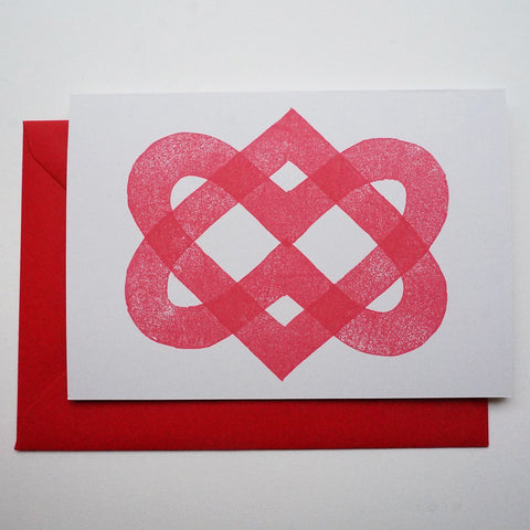 Double Heart Card - 3