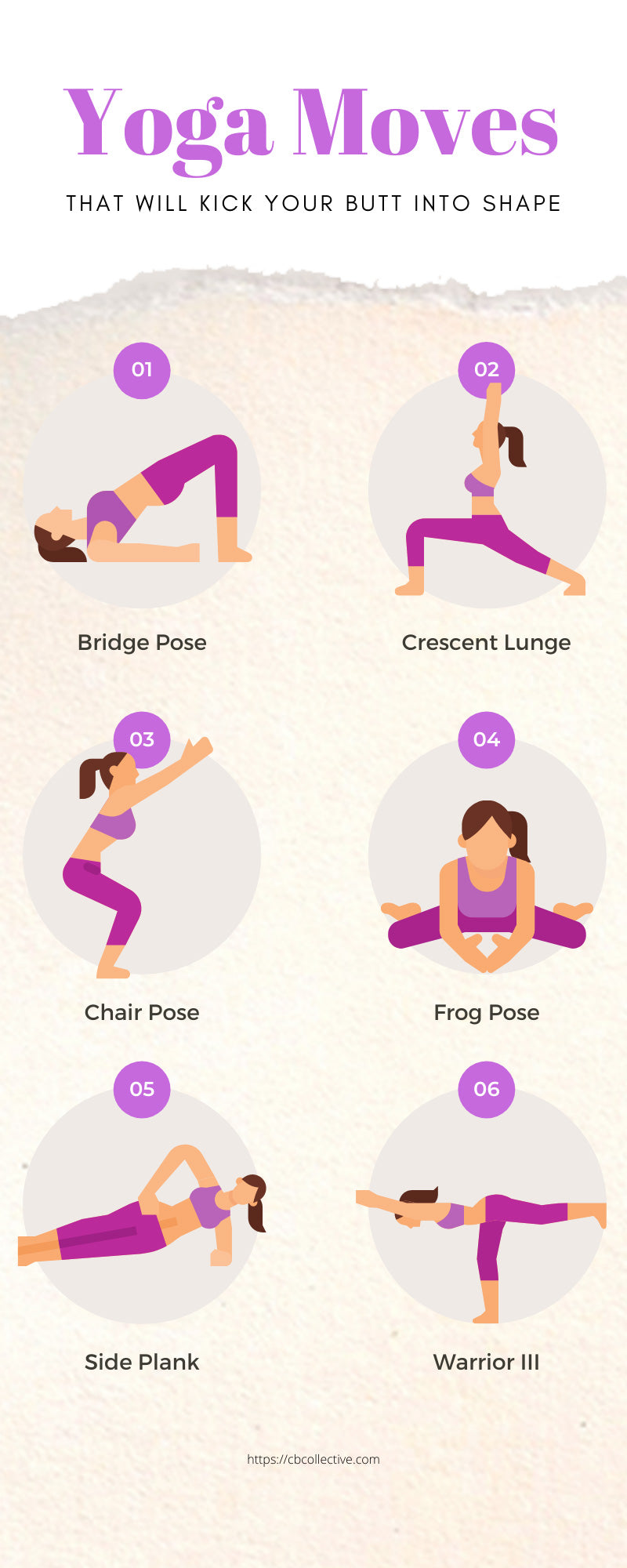 Yoga Moves That Will Kick Your Butt Into Shape
