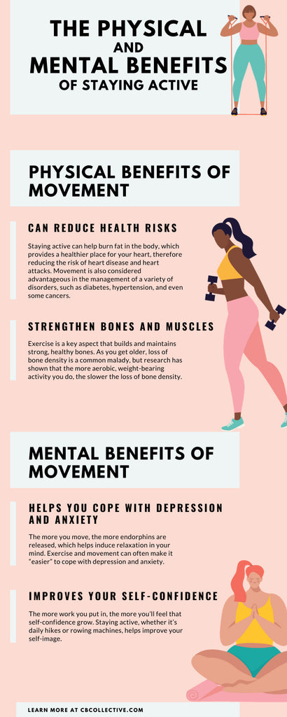 benefits of movement