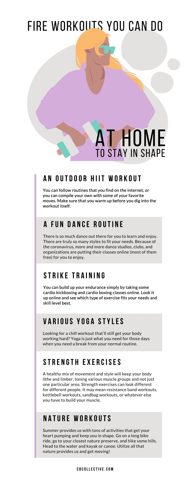 Workouts You Can Do at Home to Stay in Shape