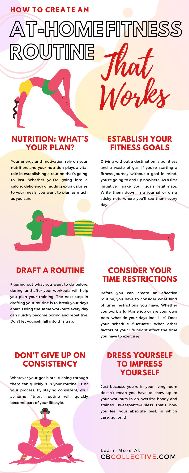 At-Home Fitness Routine That Works