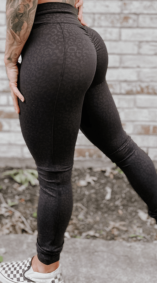 Hybrid STREET Jogger in 'Black Panther' - Celestial Bodiez Collective