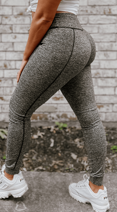NEW Hybrid #STREET Jogger in '50 Shades' - Celestial Bodiez Collective