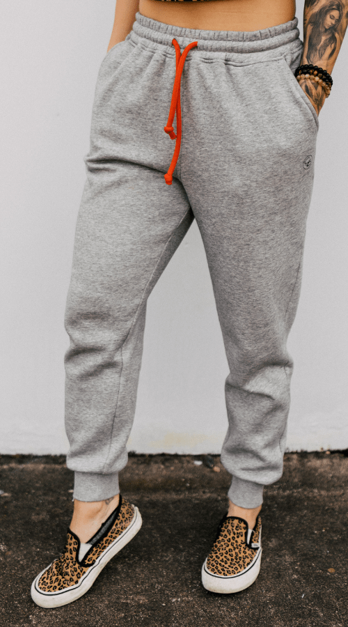 No Bad Days Jogger in 'Cool Gray' - Celestial Bodiez Collective