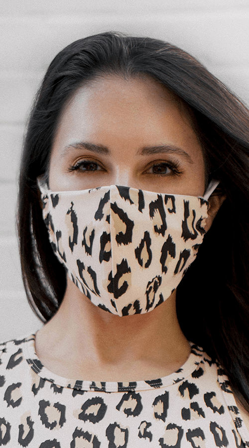 Protective Face Mask (But make it FASHION) - Celestial Bodiez Collective
