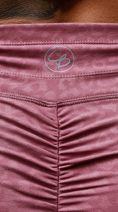 Hybrid #STREET Shorts In 'Rosè Panther' - Celestial Bodiez Collective