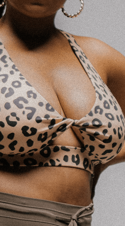 "Brooklyn Bra In ""Welcome To The Jungle"" - Celestial Bodiez Collective"