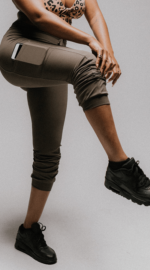 "Queen's Jogger in ""Viper"" - Celestial Bodiez Collective"