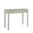 Florence 3 Drawer Dressing Table Soft Grey