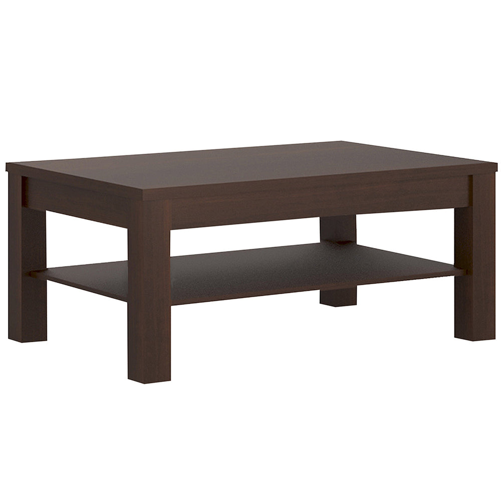 Imperial Coffee Table with shelf