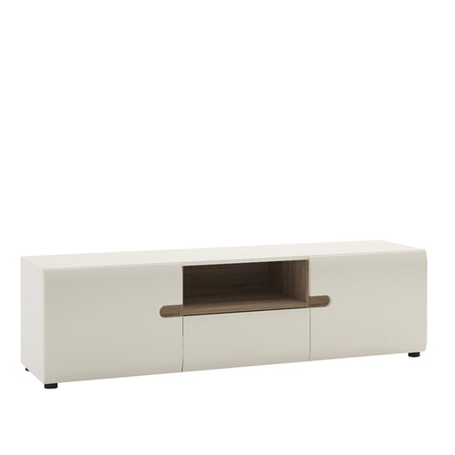 Chelsea Wide TV unit with opening