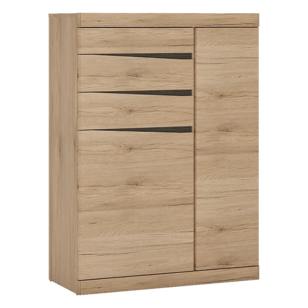 Kensington 2 Door 3 Drawer Cabinet