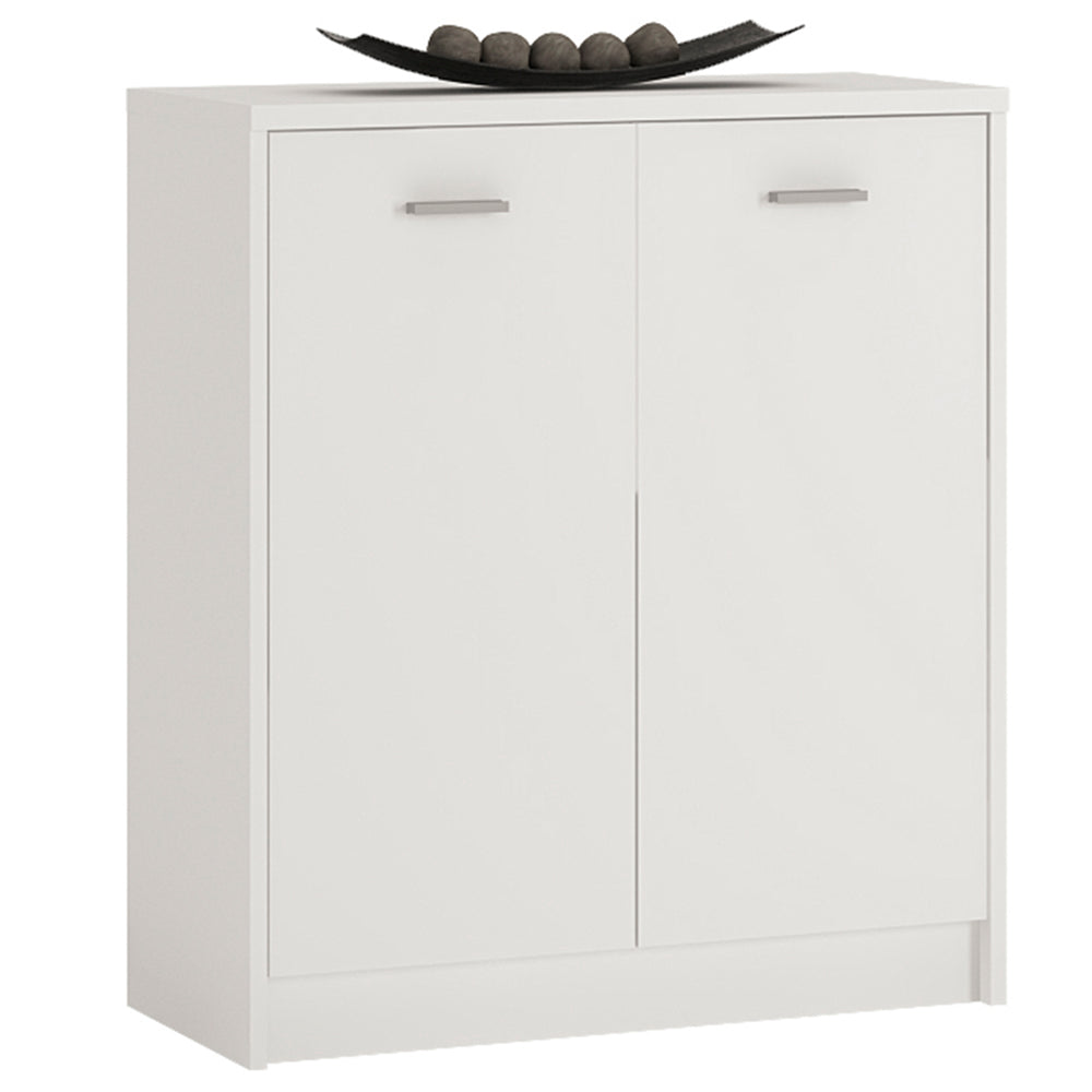 4 You 2 Door Cupboard White
