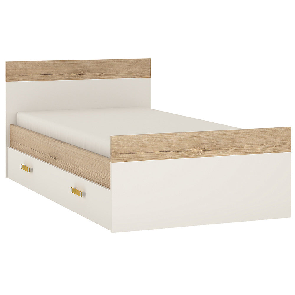 4Kids Single Bed with under Drawer