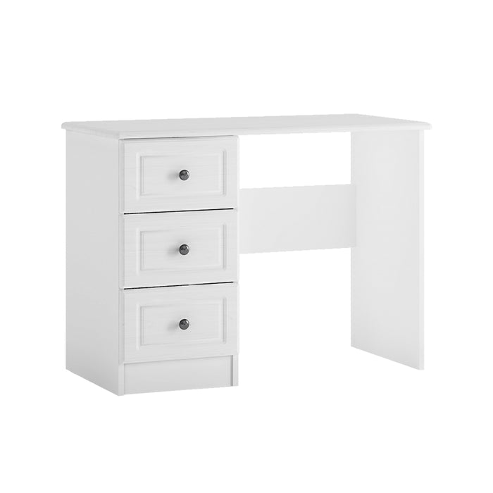 Hampshire 3 drawer dressing table White