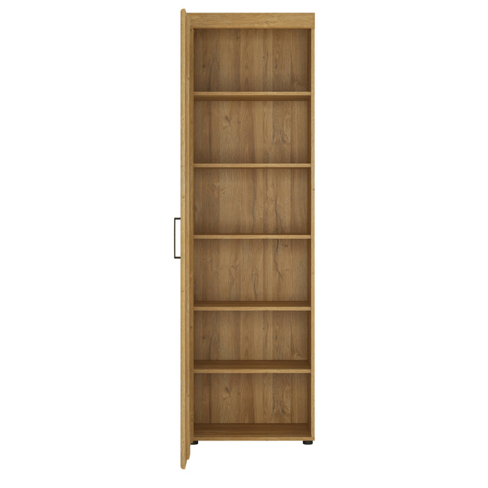 Cortina Tall cupboard (LH) Oak